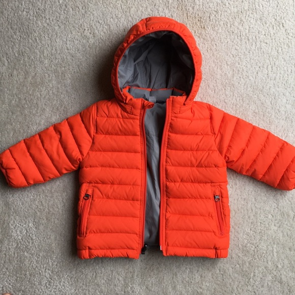 Outerwear Red Winter Coat 18-24 Months